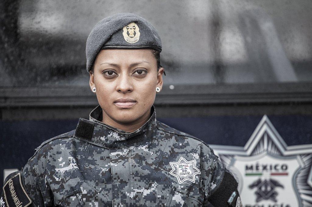 Gendarmería México