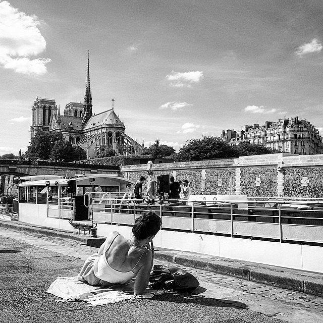 Weekend. #Europa #RoadTrip #Paris #France #Travel #Photographers #BN #LetsExplore #LU