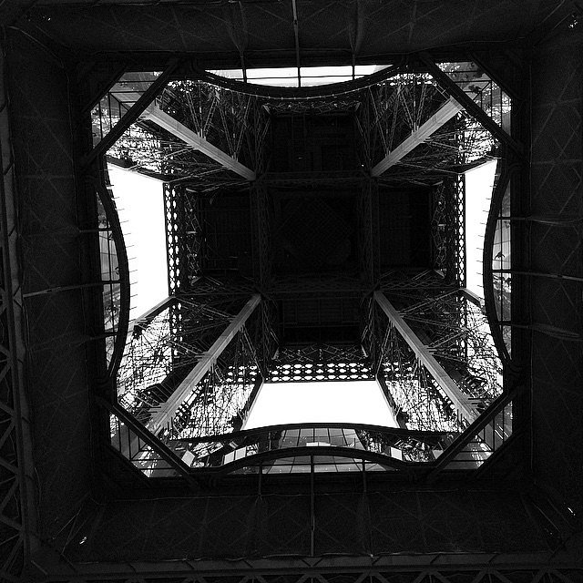 Look inside. #Europe #Eiffel #Paris #Trip #Travel #Photographers #BN  #LU #LetsExplore #NG