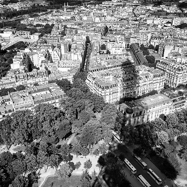 She is watching us. #Europe #Eiffel #Paris #Trip #Travel #Photographers #BN  #LU #LetsExplore #NG #France #City
