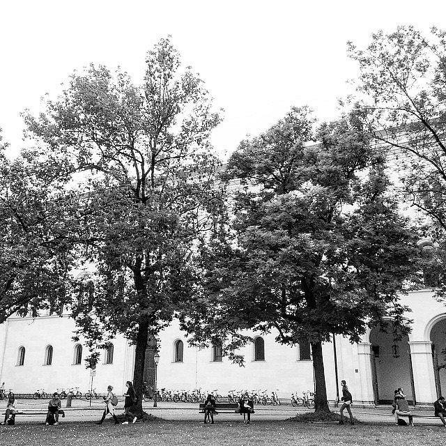 University. #Europe #RoadTrip #Germany #Munich #München #LU #Trip #Photo #Photographers #BN #beauty