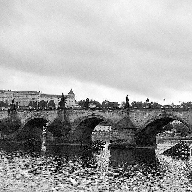 Bridge. #Europe #RoadTrip #Travel #Photographers #Praga #Checos #LU #LetsExplore #NG #BN