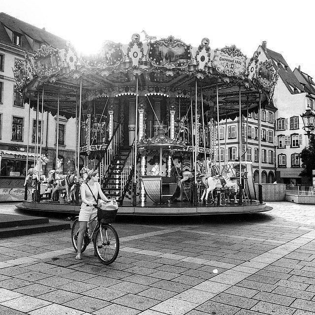 Sunday. #Strasbourg #RoadTrip #Trip #HoneyMoon #BN #France #Germany #Urban #People #LU #Europe #letsExplore #NG
