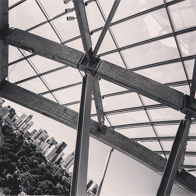 París. #LouisViitton #LV #Foundation #Paris #Arquitecture