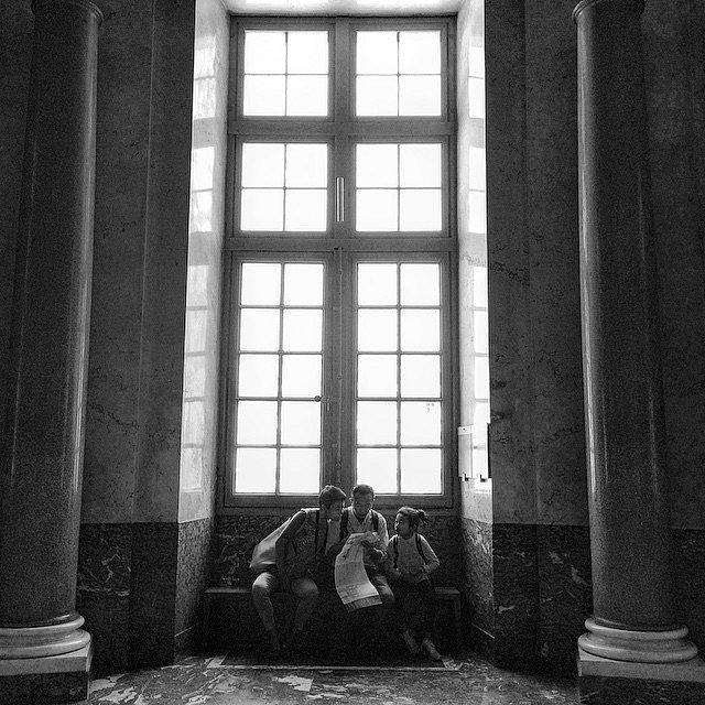 The modern family. #Paris #Musée #LU #Louvre #BN #Portrait