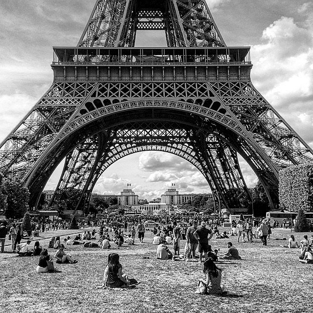 Where is the aun? #Europe #Eiffel #Paris #Trip #Travel #Photographers #BN  #LU #LetsExplore #NG